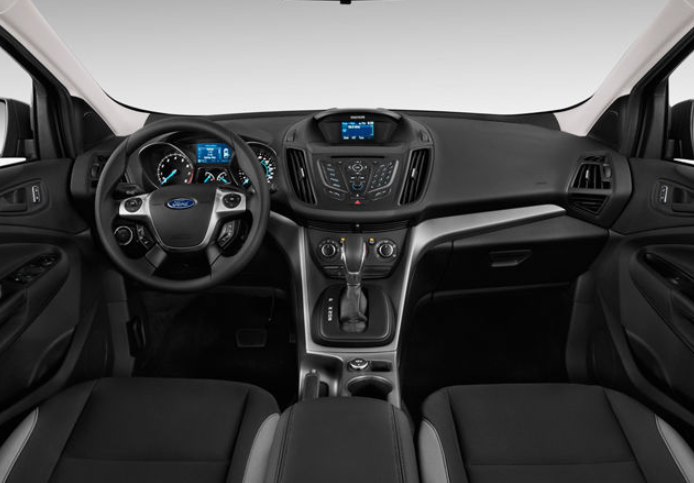 2022 Ford Escape Interior