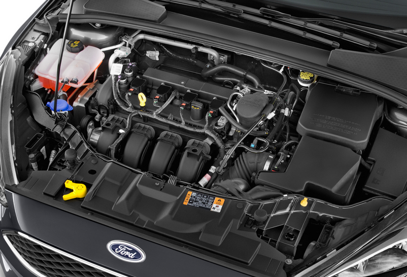 2020 Ford Focus Active Engine