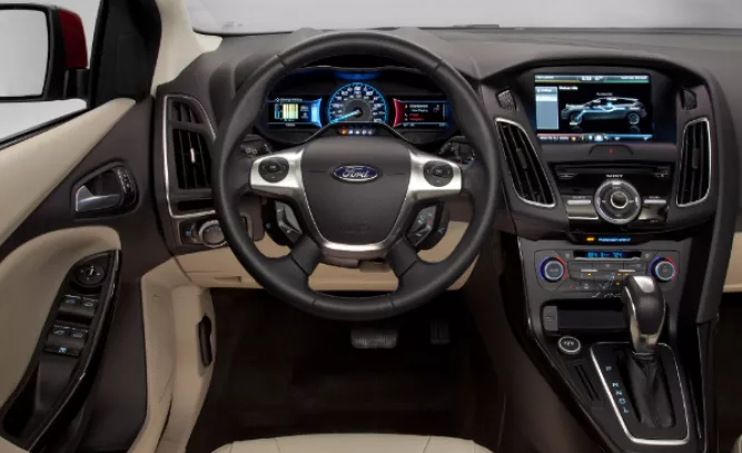2020 Ford Focus Active Interior