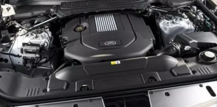 2021 Ford F-150 Engine