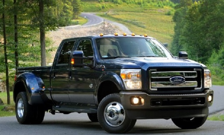 2021 Ford F350 Exterior