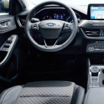 2021 Ford Focus Interior