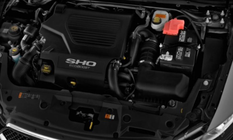 2021 Ford Taurus Engine