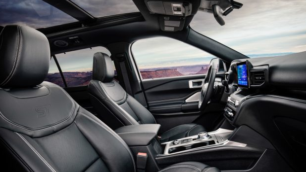 2020 Ford Expedition XLT Interior