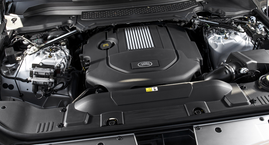 2020 Ford F150 Engine