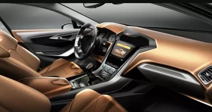 2020 Ford Taurus Limited Interior