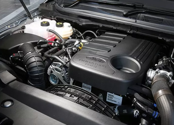 2021 Ford Everest Engine