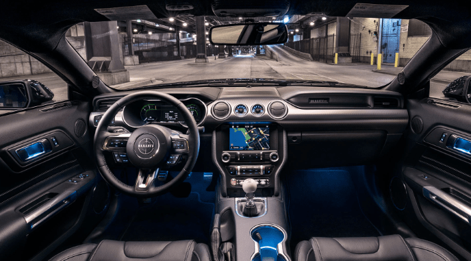 2021 Ford Mustang GT Interior