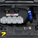 2021 Ford ST Engine