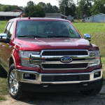 2020 Ford 350 Exterior
