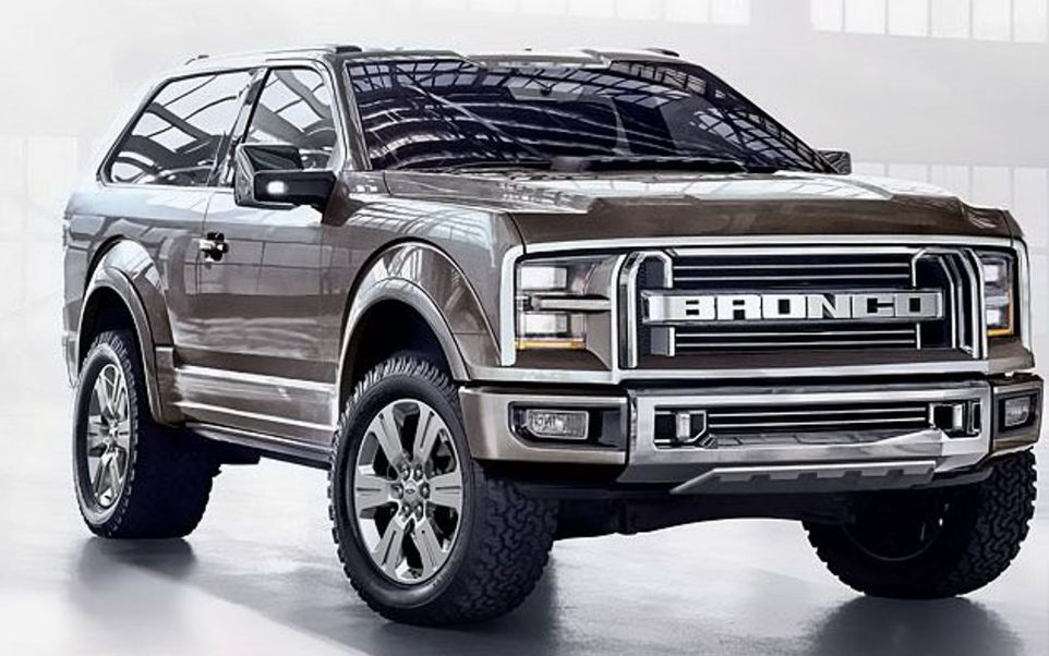 2020 Ford Bronco Specs, Msrp, Images, News