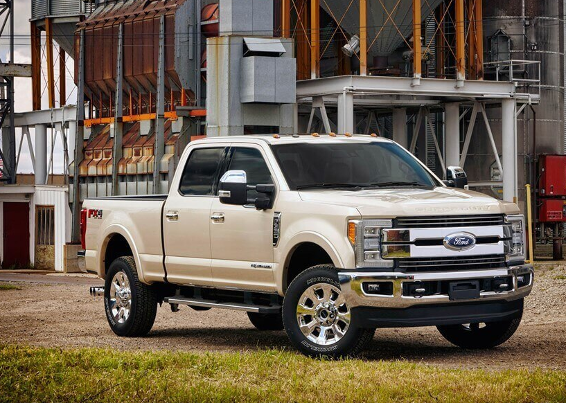 2020 Ford F350 Exterior