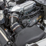 2020 Ford Mustang Shelby Engine