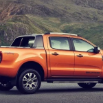 2020 Ford Ranger Wildtrak Exterior