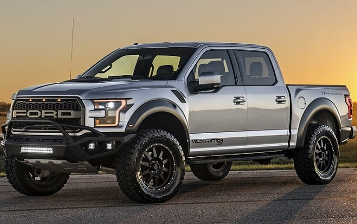 2020 New Ford Raptor Exterior