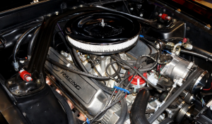 2022 Ford Mustang Engines