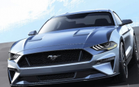2021 Ford Mach 1 Exterior