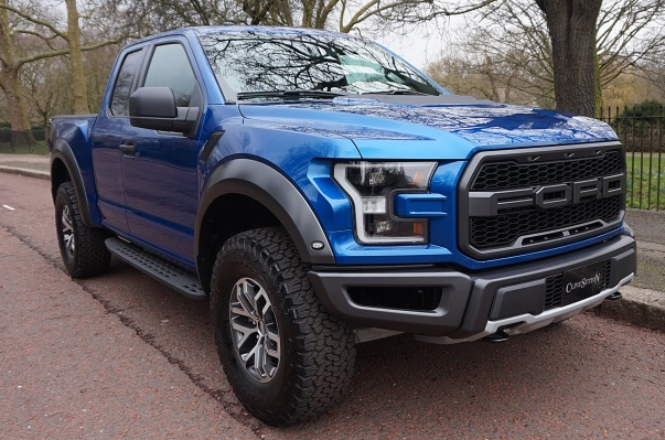 Ford raptor konfigurieren