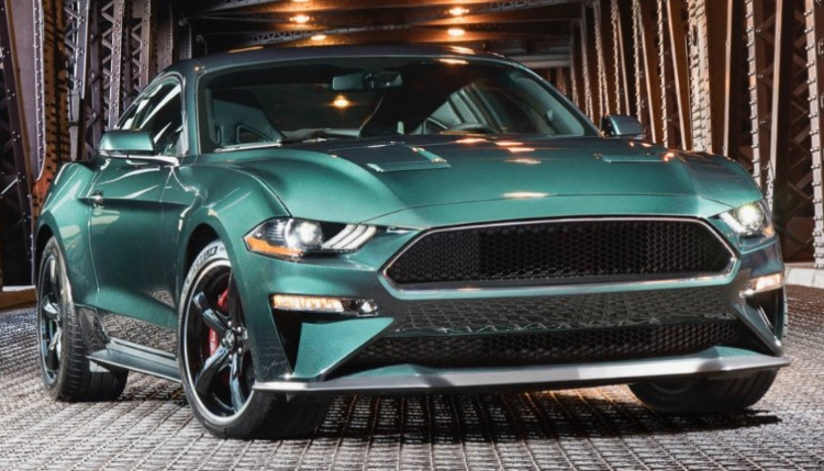 2021 ford mustang Hybrid Exterior