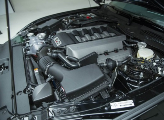 2020 Ford Shelby Gt500 Engine
