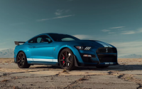 2020 Ford Shelby Gt500 Exterior