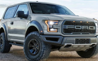 2021 Ford Bronco II Exterior