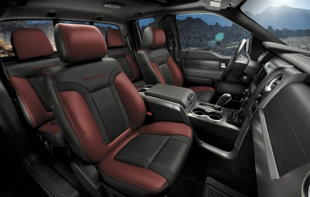 2021 Ford Bronco II Interior