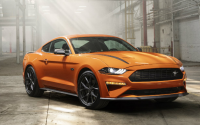 The 2020 Ford Mustang Exterior