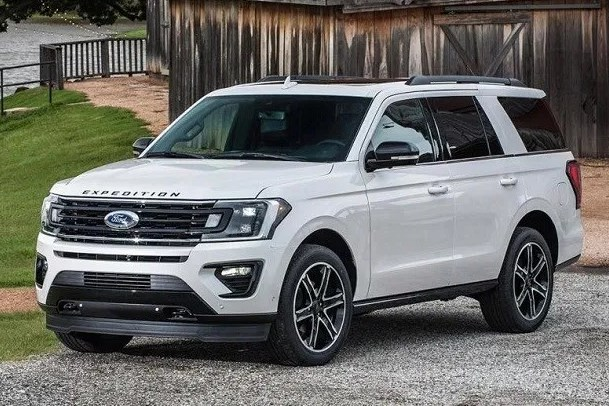 2021 Ford Expedition Exterior