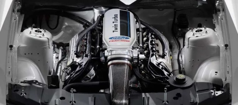 2021 Ford Mustang Engine