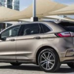 2021 Ford Edge Redesign Exterior