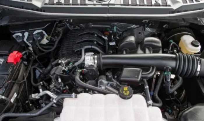 New 2020 Ford Atlas Engine