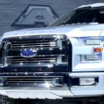 New 2020 Ford Atlas Exterior
