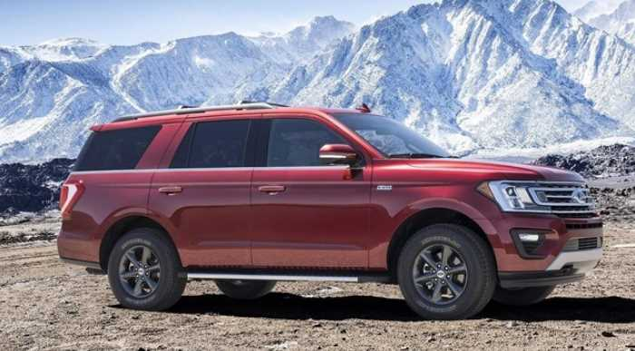 New 2020 Ford Excursion Diesel Exterior