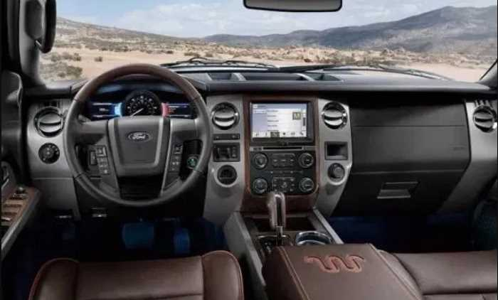 New 2020 Ford Excursion Diesel Interior