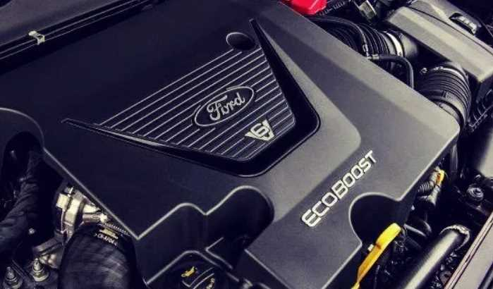 New 2020 Ford Torino GT Engine