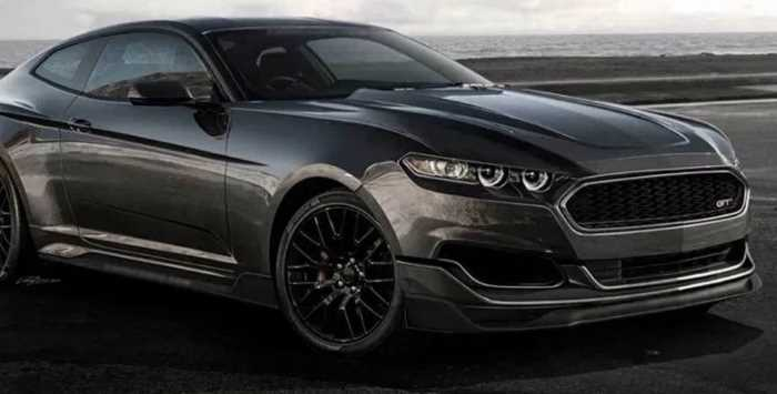 New 2020 Ford Torino GT Exterior