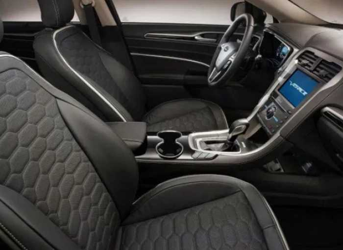 New 2020 Ford Torino GT Interior