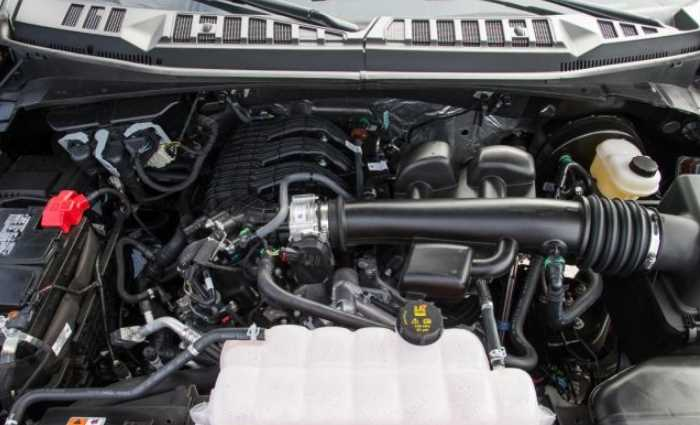 New 2021 Ford Atlas Engine