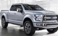 New 2021 Ford Atlas Exterior