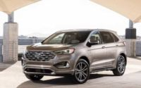 New 2021 Ford Edge Redesign Exterior
