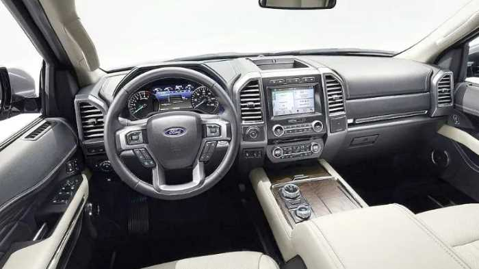 New 2021 Ford Excursion Release Date Interior