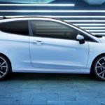 New 2021 Ford Fiesta Hybrid Exterior
