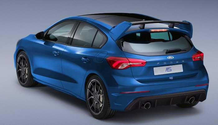 New 2021 Ford Fiesta RS Price Exterior