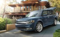 New 2021 Ford Flex Price Exterior