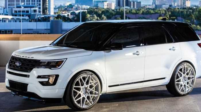 New 2021 Ford Flex Redesign  Release Date  Price