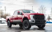 New 2022 Ford F250 Super Duty Diesel Exterior