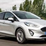 New Ford Fiesta 2021 Facelift Exterior