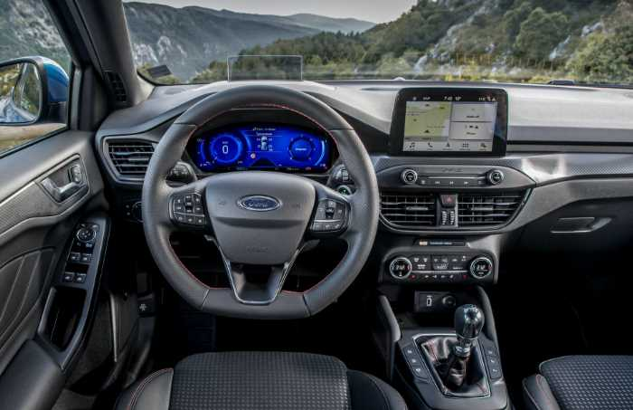 New Ford Fiesta 2021 Facelift Interior