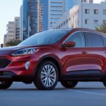New 2022 Ford Escape Exterior